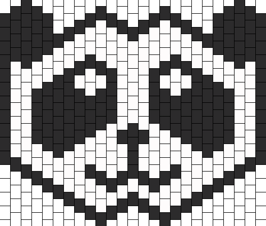 Panda Bead Pattern Rave Pinterest Kandi Mask Kandi And Kandi Amazing Kandi Mask Patterns
