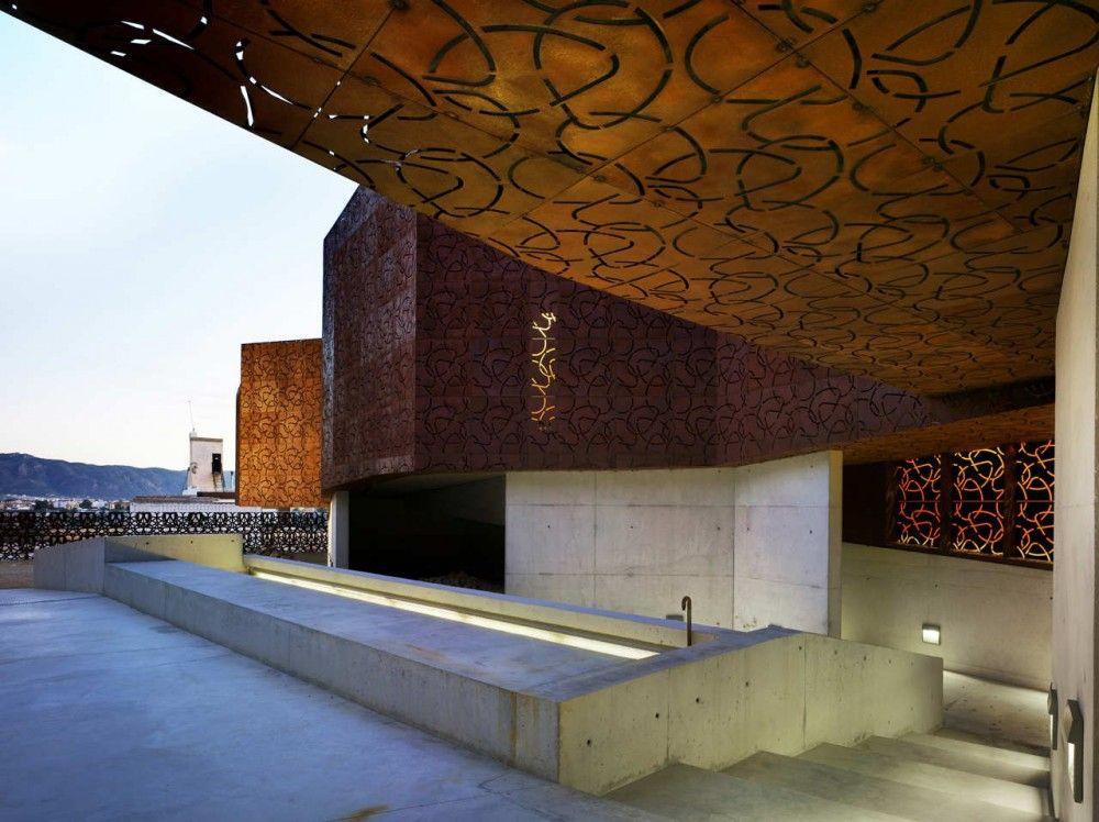 Museo Monteagudo by Amann-Cánovas-Maruri Arquitectura