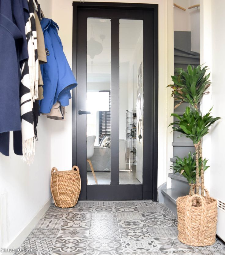 How a new door in the house makes THE difference.   InteriorTw …