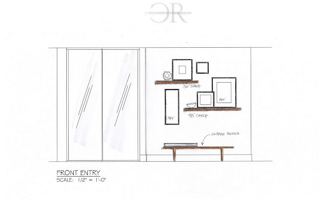 Front entry possibility