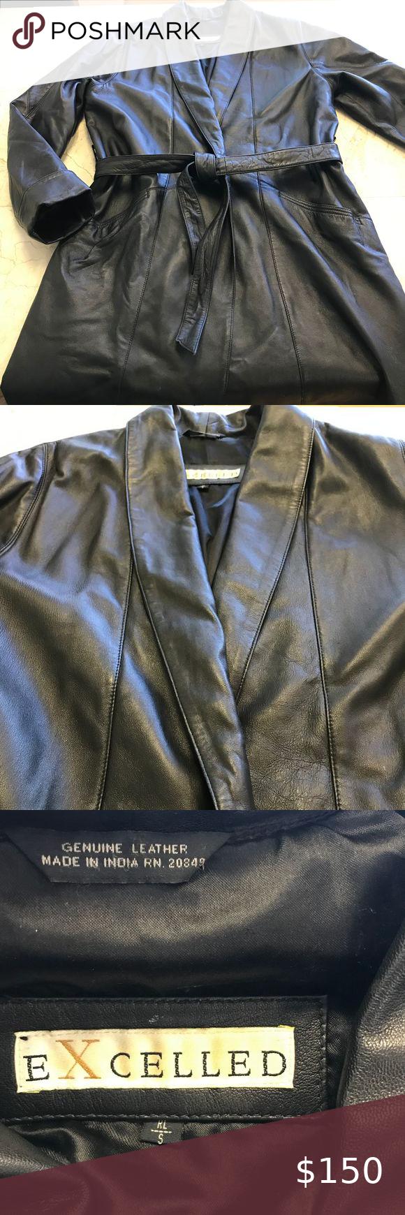 Vintage Kidskin Leather Coat Excelled Size Small Kidskin Leather Coat Colorful Coat [ 1740 x 580 Pixel ]