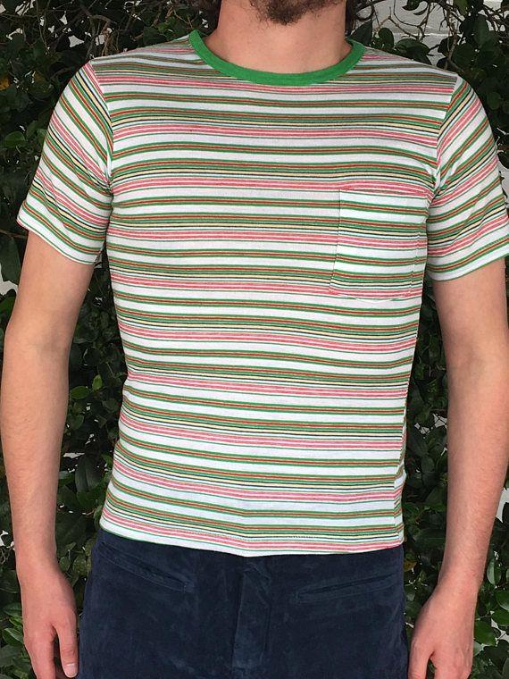 1980's adidas golden YeLLoW t-shiRt USA trefoiL cLassic thRee stripes thiN ruNNing athLetic RingeR rocker 50/50 Logo t-shirt S (34-36) j0bkWVxMx0