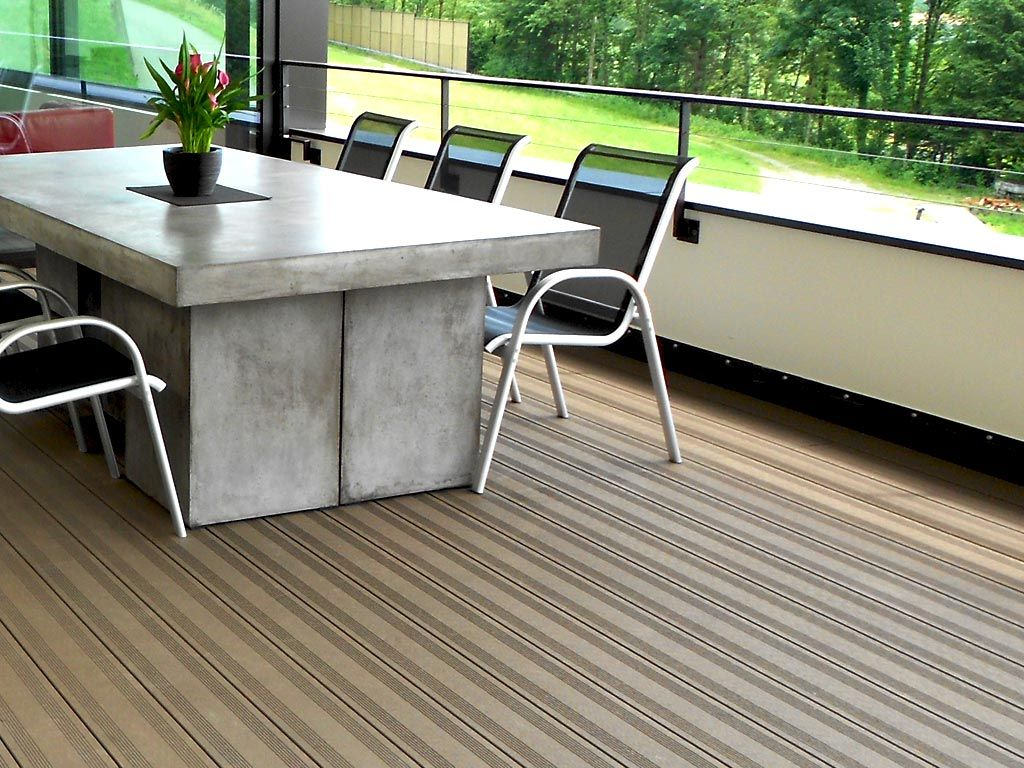 Water Resistant Material For Outdoor Terrace Floor