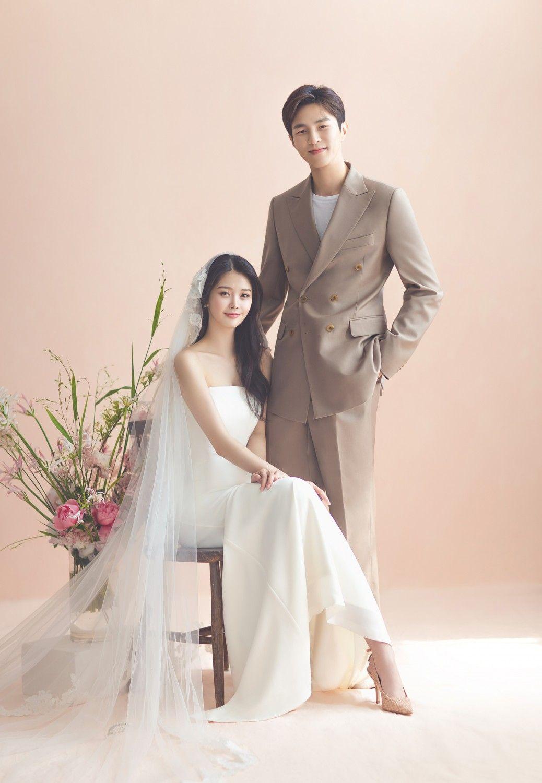 Korean Wedding A 009 Andyoo Studio Korea Wedding Pledge Wedding Photo Studio Korean Wedding Photography Korean Wedding Dress