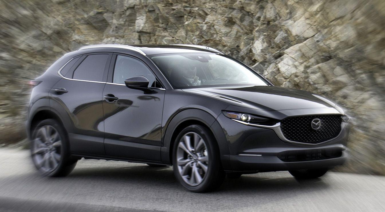 2021 Mazda Cx 3 Bilder In 2020 Subcompact Suv New Suv Mazda
