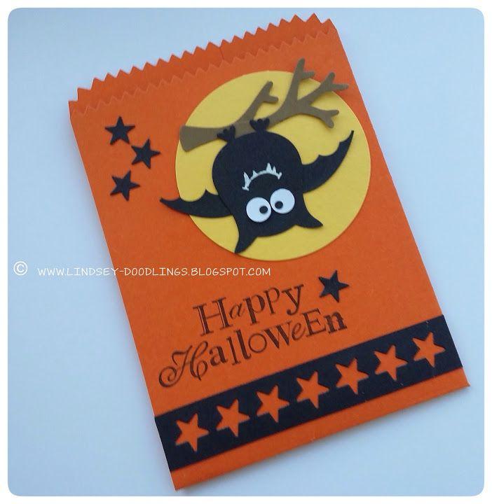 Stampin Up Mini Treat Bag, Halloween Treats   Halloween ...
