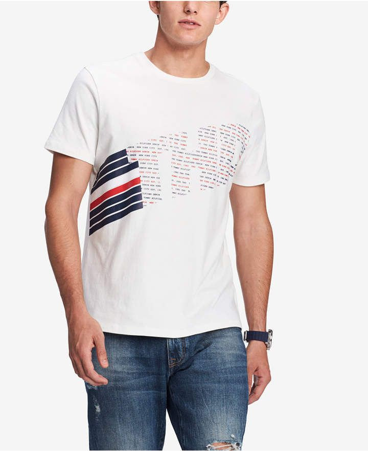 Tommy Hilfiger Men's Clifton Graphic T Shirt in 2019