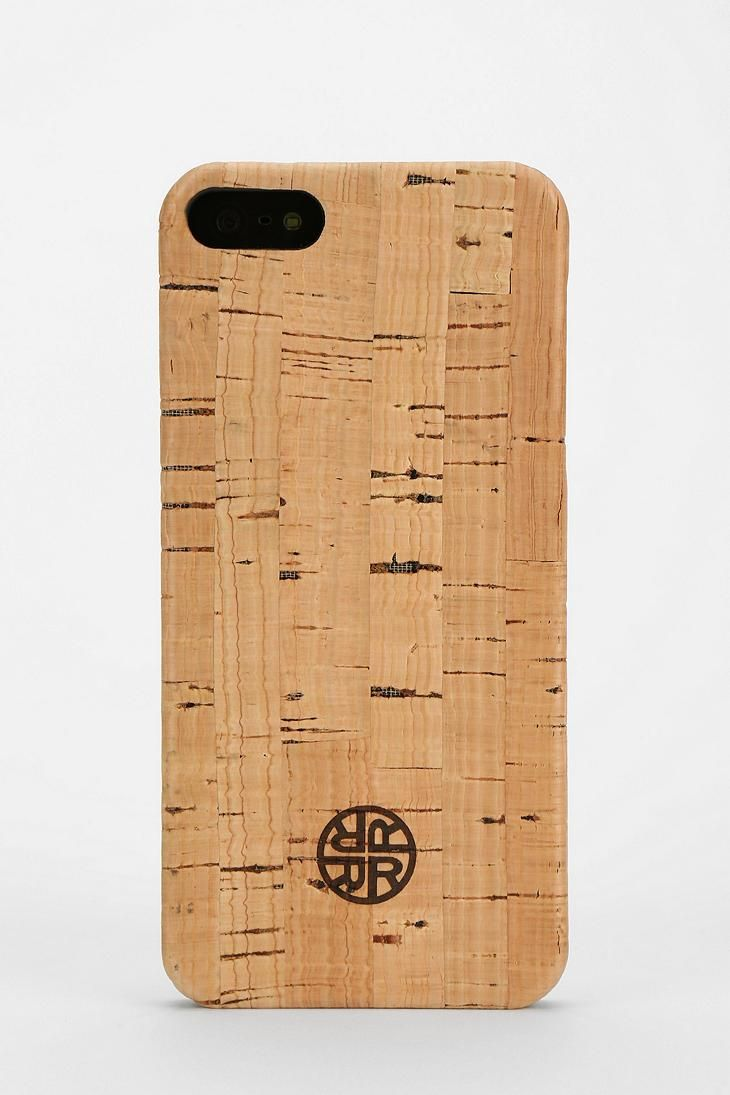 Cork iPhone 5 Case #urbanoutfitters