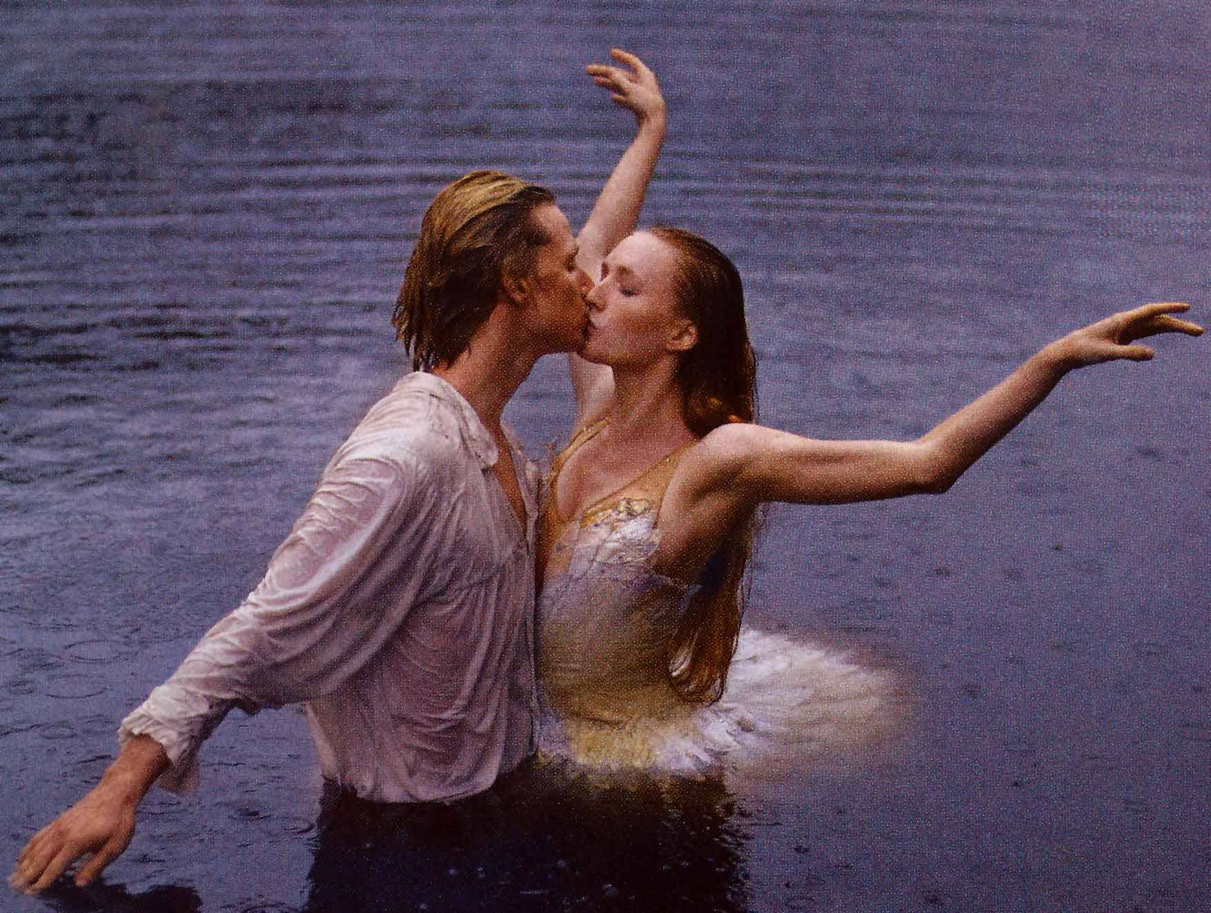 Ethan Stiefel Gillian Murphy Swan Lake American Ballet Theatre