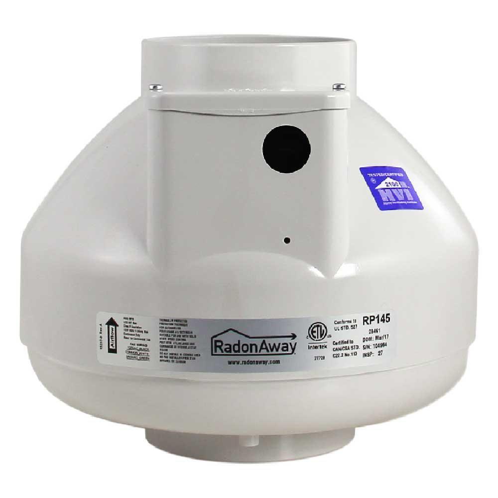 Radonaway Rp145 Radon Mitigation Fan Home Depot Fan Crafty Projects