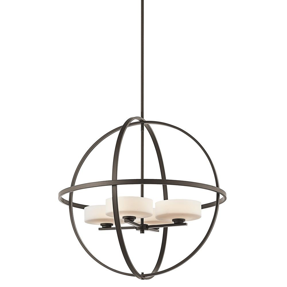 South Shore Decorating: Kichler Lighting 42506OZ Olsay Modern / Contemporary Chandelier KCH-42506OZ