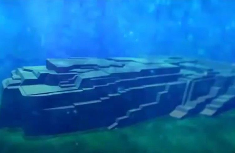 Yonaguni Monument, Yonaguni, Japan- Atlantis  Japan Under ...