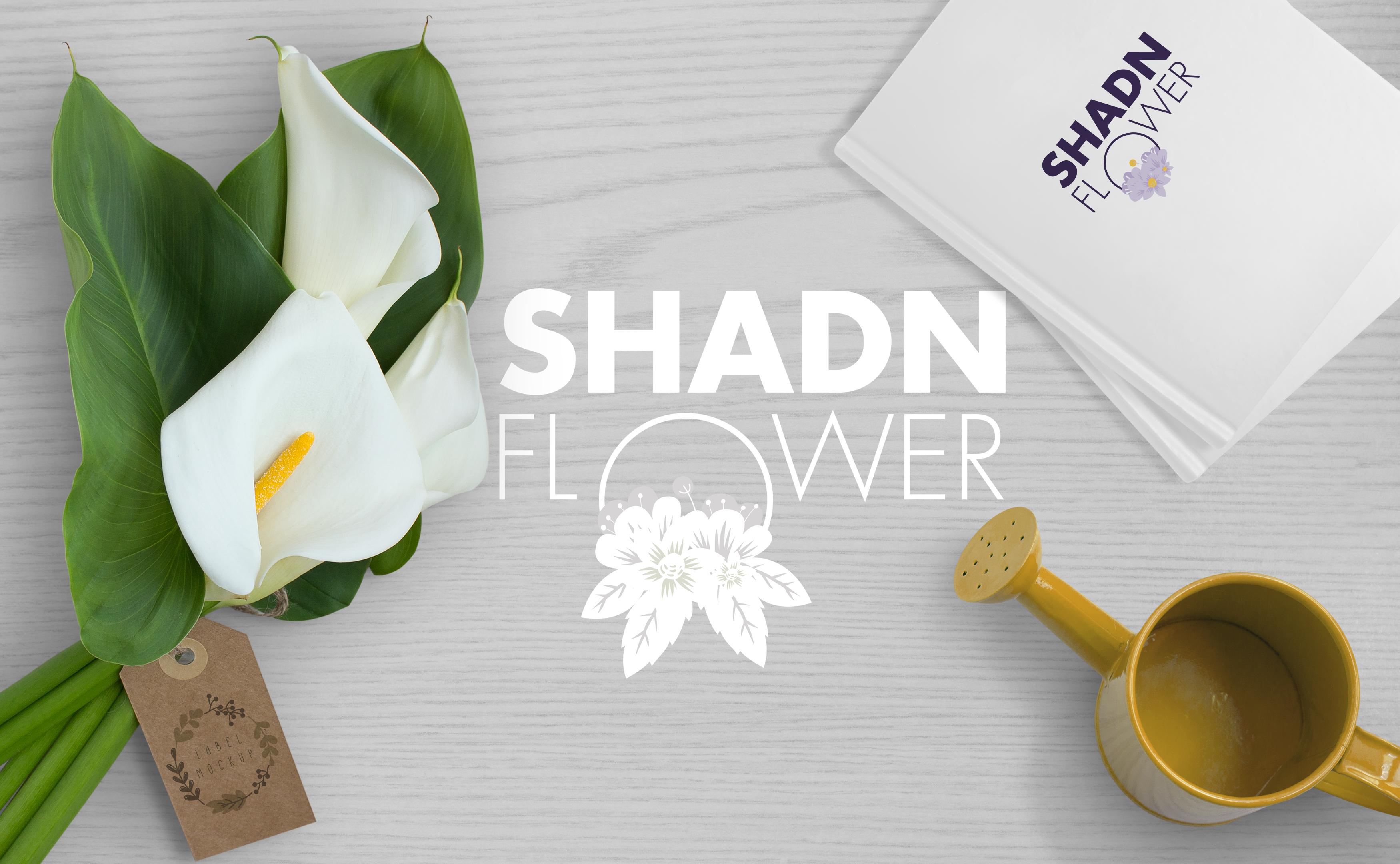 다음 @Behance 프로젝트 확인: \u201cShadn Flower logo\u201d https://www.behance.net/gallery/47511873/Shadn-Flower-logo