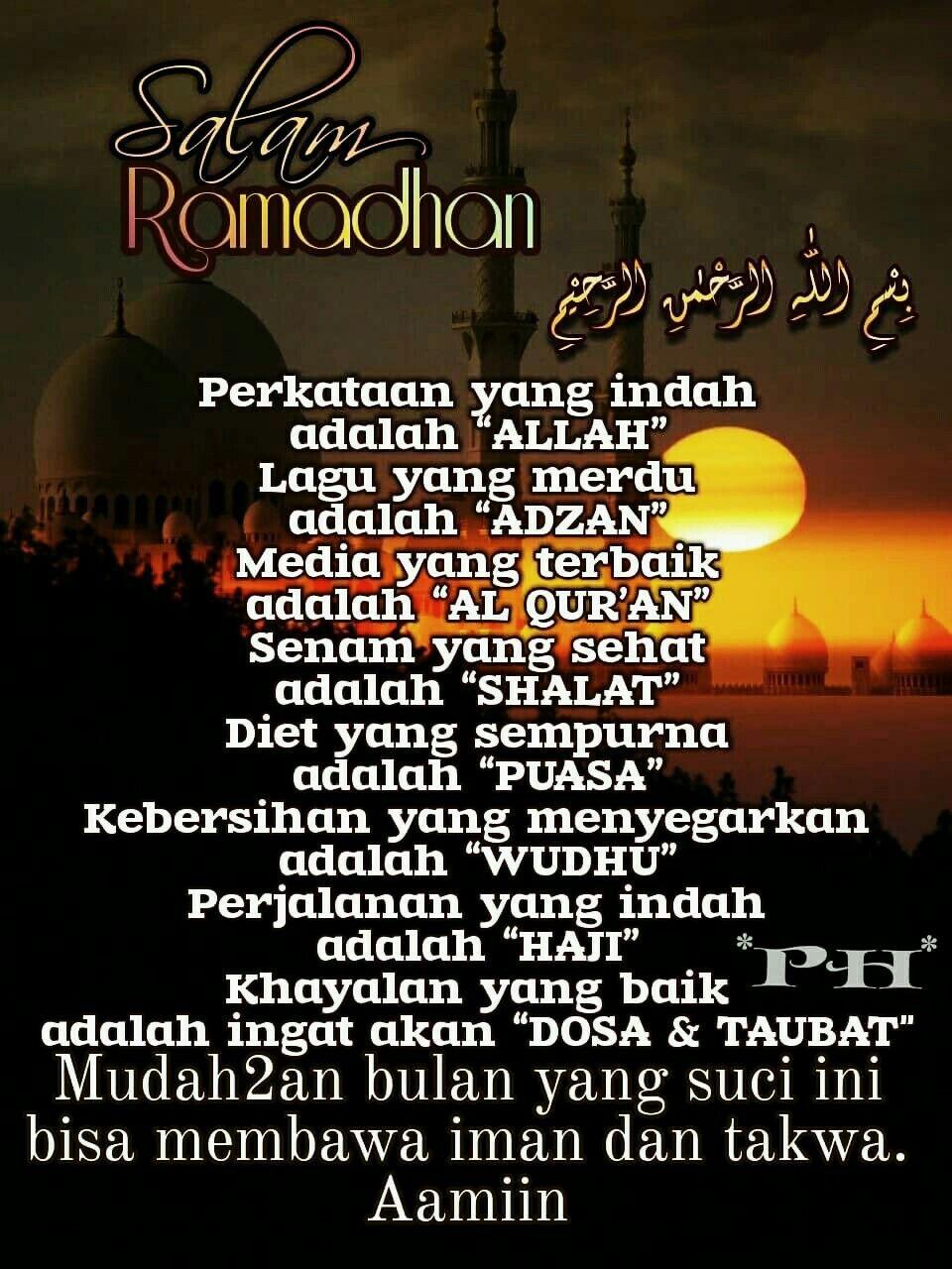 Pin Oleh Jack Sparovsky Di Ramadhan Quotes Dengan Gambar