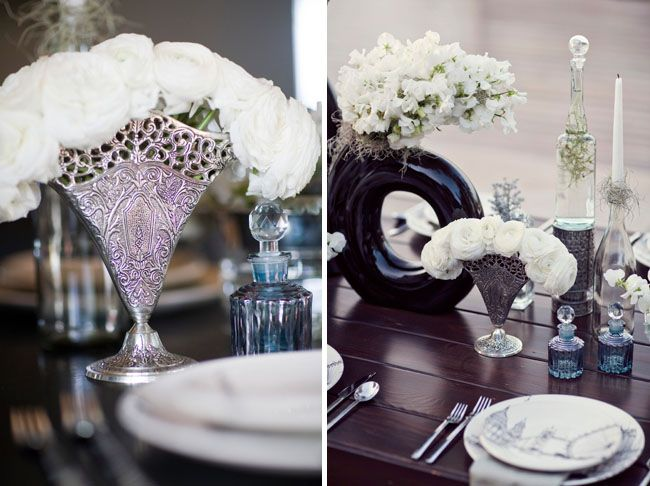 A Bit Modern Vintage For Your Wedding