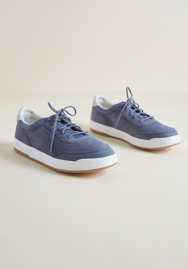 super popular 8f824 96033 Casual Encouragement Suede Sneaker in 5.5   Products   Suede ...