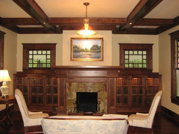 2017 Bookcases Ideas 48 (2017 Bookcases Ideas 48) design ideas and photos #craftsmanstylehomes