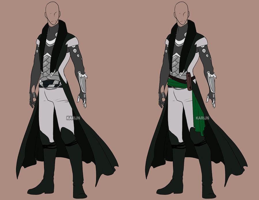 Character Design Outfits : Custom fashion by karijn s basement on deviantart