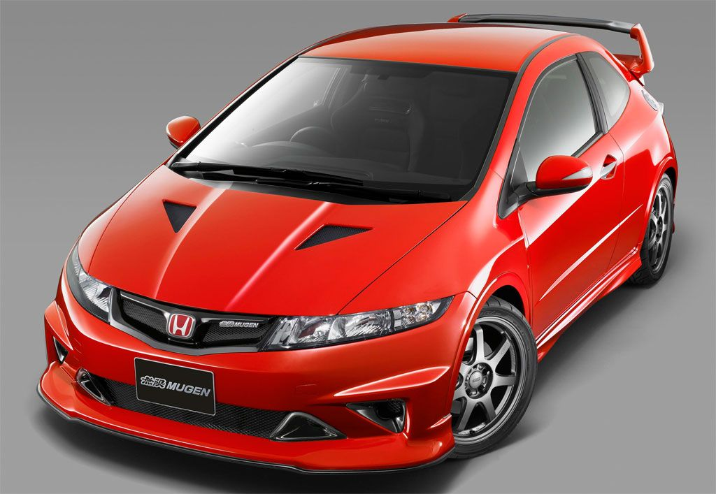 Honda Civic Of Top 10 Cheapest Sports Cars 2014