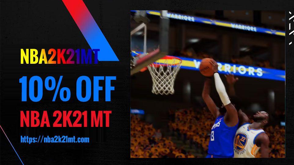 NBA2K21 VC
