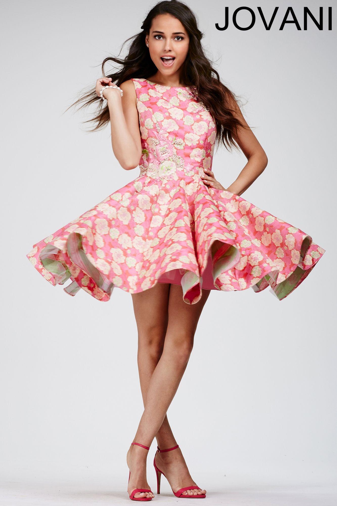 Pin de Jovani Fashion en Homecoming 2015 | Pinterest | Vestiditos