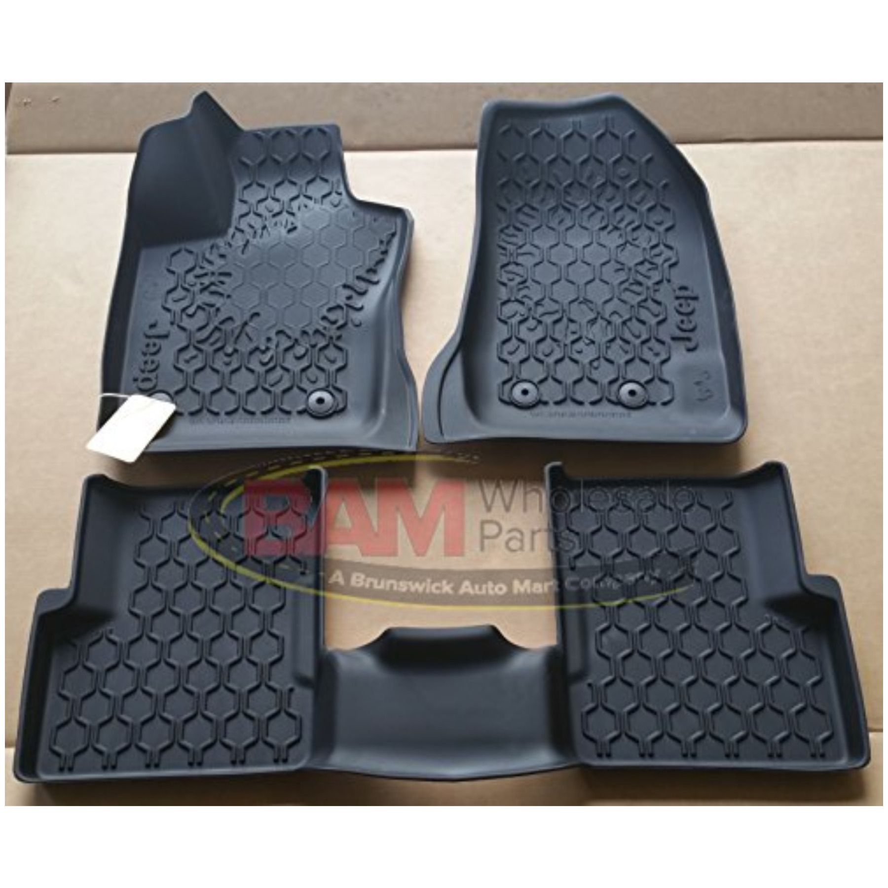2015 2016 Jeep Renegade Mopar All Weather Slush Floor Mats