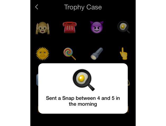 05e61d8f958c0bfcd7d306b2b7a818f5 - How Do You Get To The Trophy Case On Snapchat