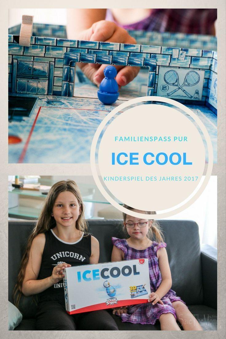 Wir spielen ICE COOL von Amigo | Amigos