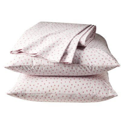 Purchased yesterday:Simply Shabby Chic® Mon Ami Sheet Set - Pink