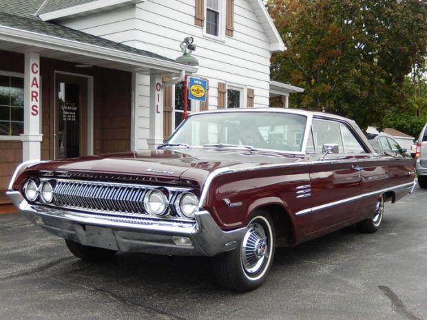 64 Mercury Marauder Montclair W Questionable Factory 390 Oem Cast Iron Headers Solid Lifters And A 4bbl Carb