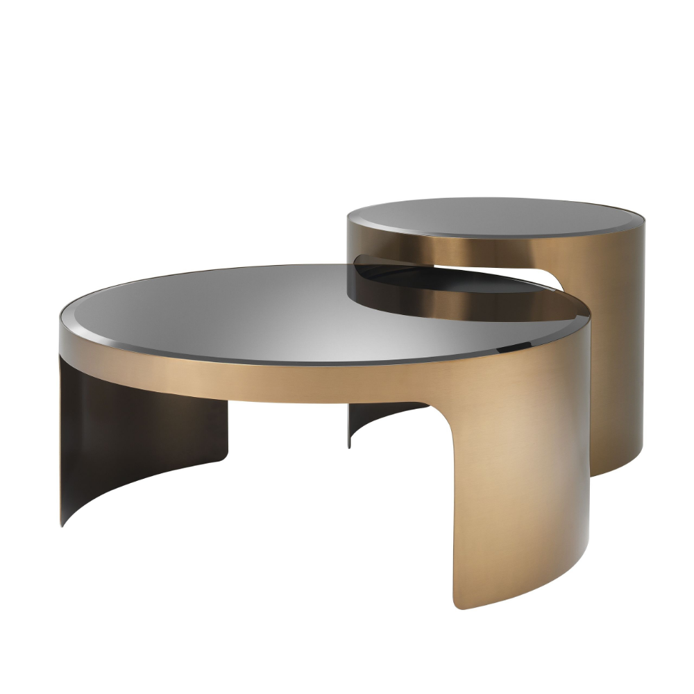 Piemonte Copper Coffee Table Set Of 2 Coffee Table Copper Coffee Table Coffee Table Design [ 1000 x 1000 Pixel ]