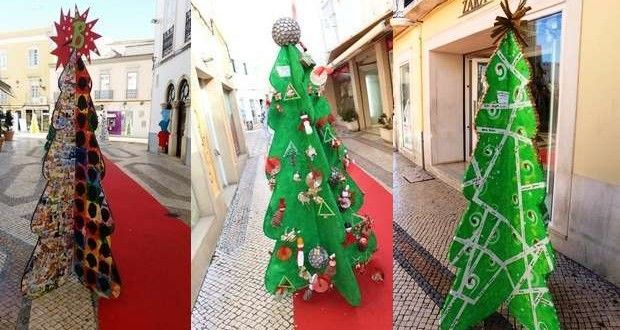 A Baixa de Faro foi um lugar especial na quadra natalícia! | Algarlife