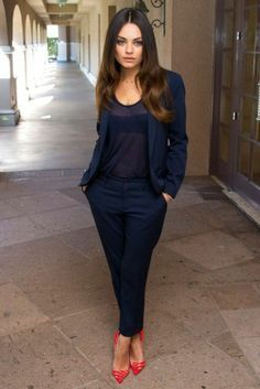 Tailleur pantalon blanc femme tailleur pantalon noir femme tailleur femme  pantalon veste 9333b5e8c6da