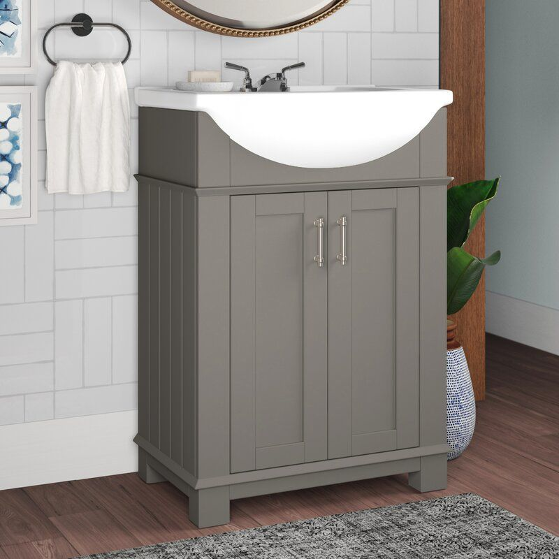 Cambria 24 Single Bathroom Vanity Reviews Joss Main Bathroom Vanity Single Bathroom Vanity Bathroom Vanity Base