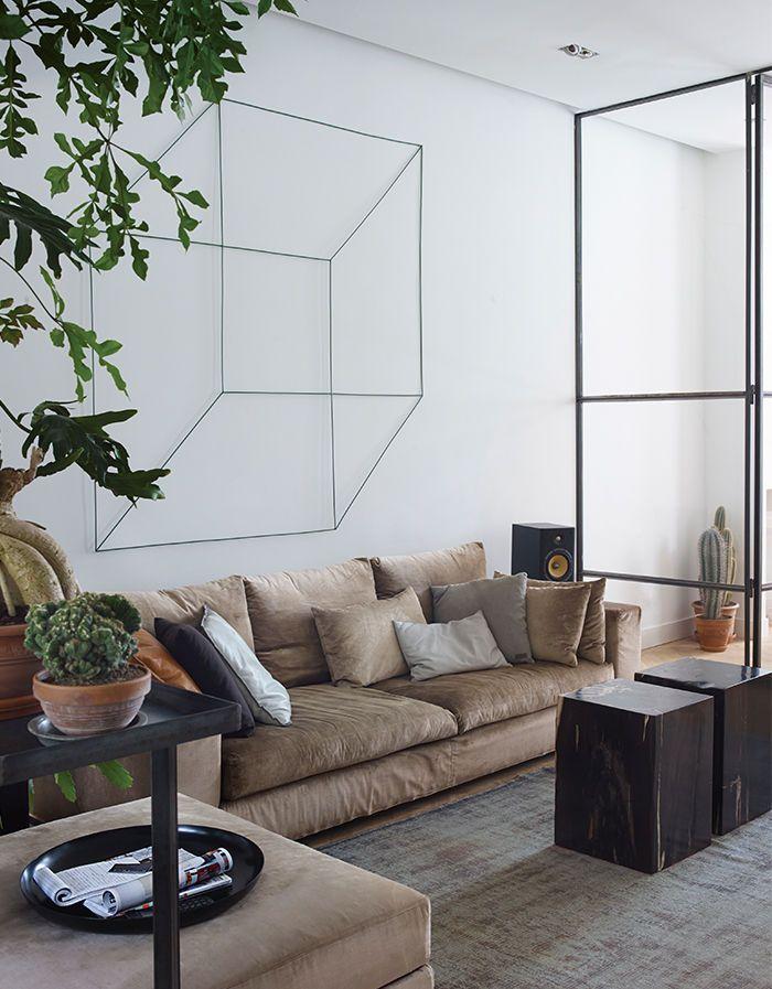 Frank Nederhof appartement rénové à Amsterdam