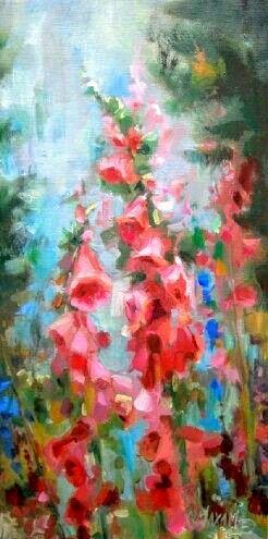 Foxglove by Mary Maxim