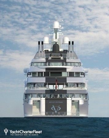 OCEAN VICTORY Yacht Photos - Fincantieri | Yacht Charter