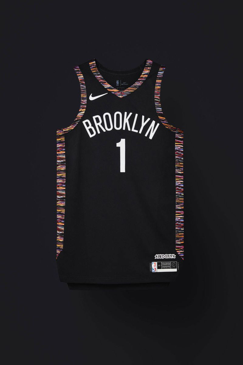 9f78f657481 Hip Hop-Inspired Basketball Jerseys - Nike Introduced New City Edition NBA  Uniform Jerseys (TrendHunter.com)