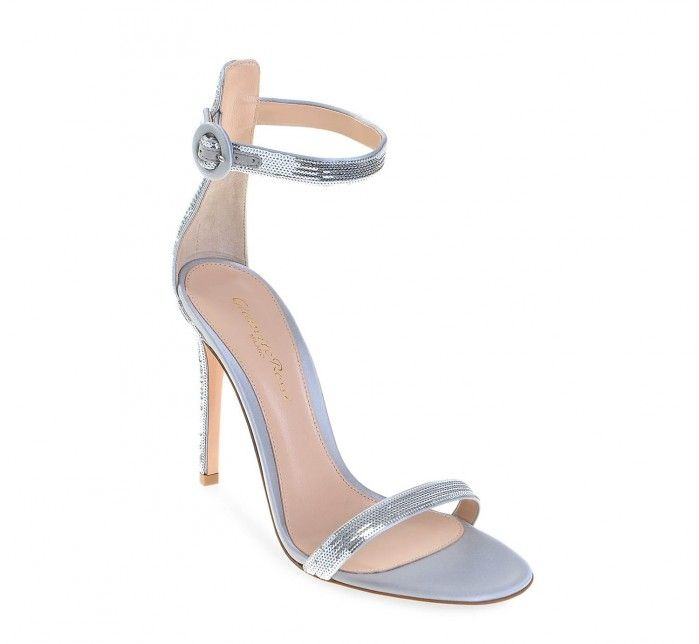 Gianvito Rossi Palladium sandals