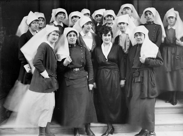 Nurses WW1 - ABC News (Australian Broadcasting Corporation)