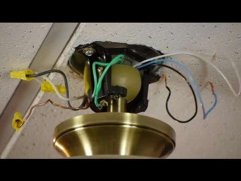 How To Install A Ceiling Fan In A Location Without Existing Power Ceiling Fan Projects