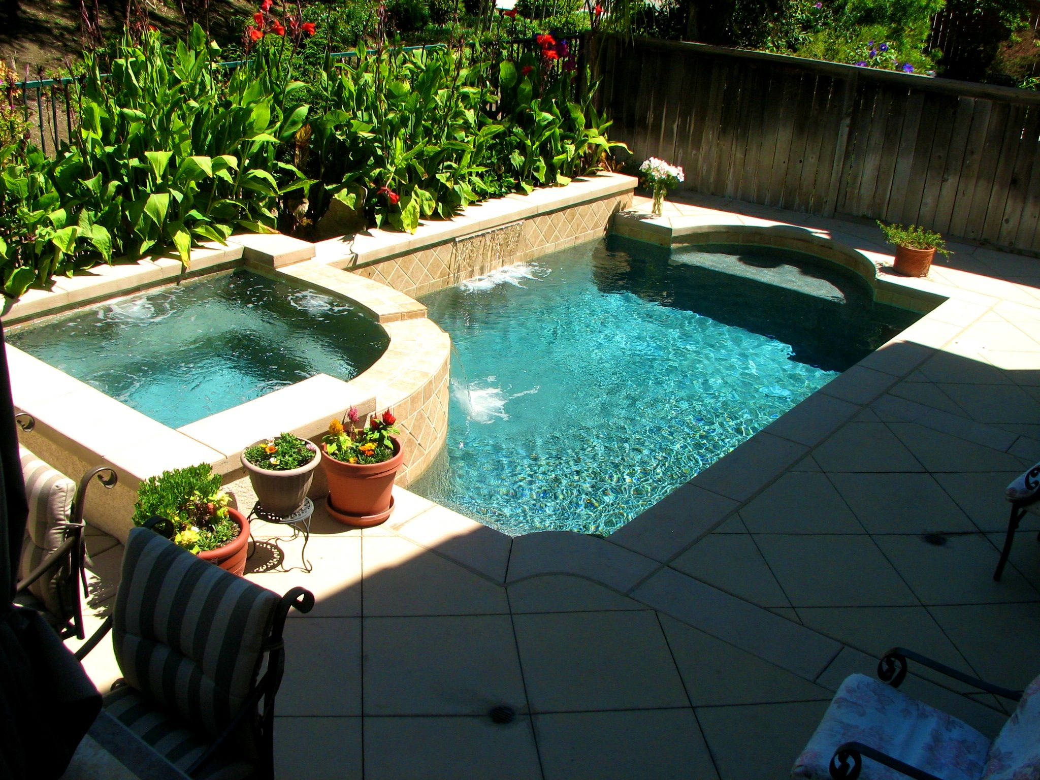 Creative Pools For Small Spaces 15 Small Pool Design Swimming