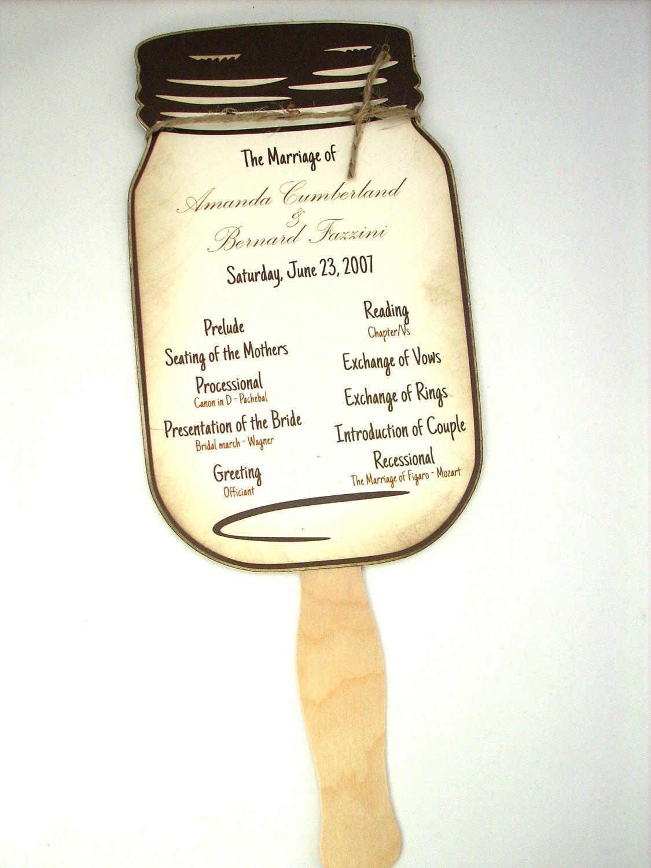 Mason Jar Wedding Invitations Templates