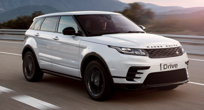 2020 Range Rover Evoque Price