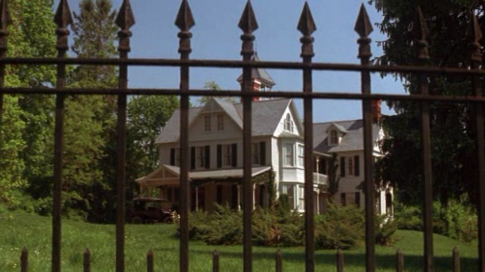 Tuck everlasting house in Maryland   Famous Movie & TV Houses ...