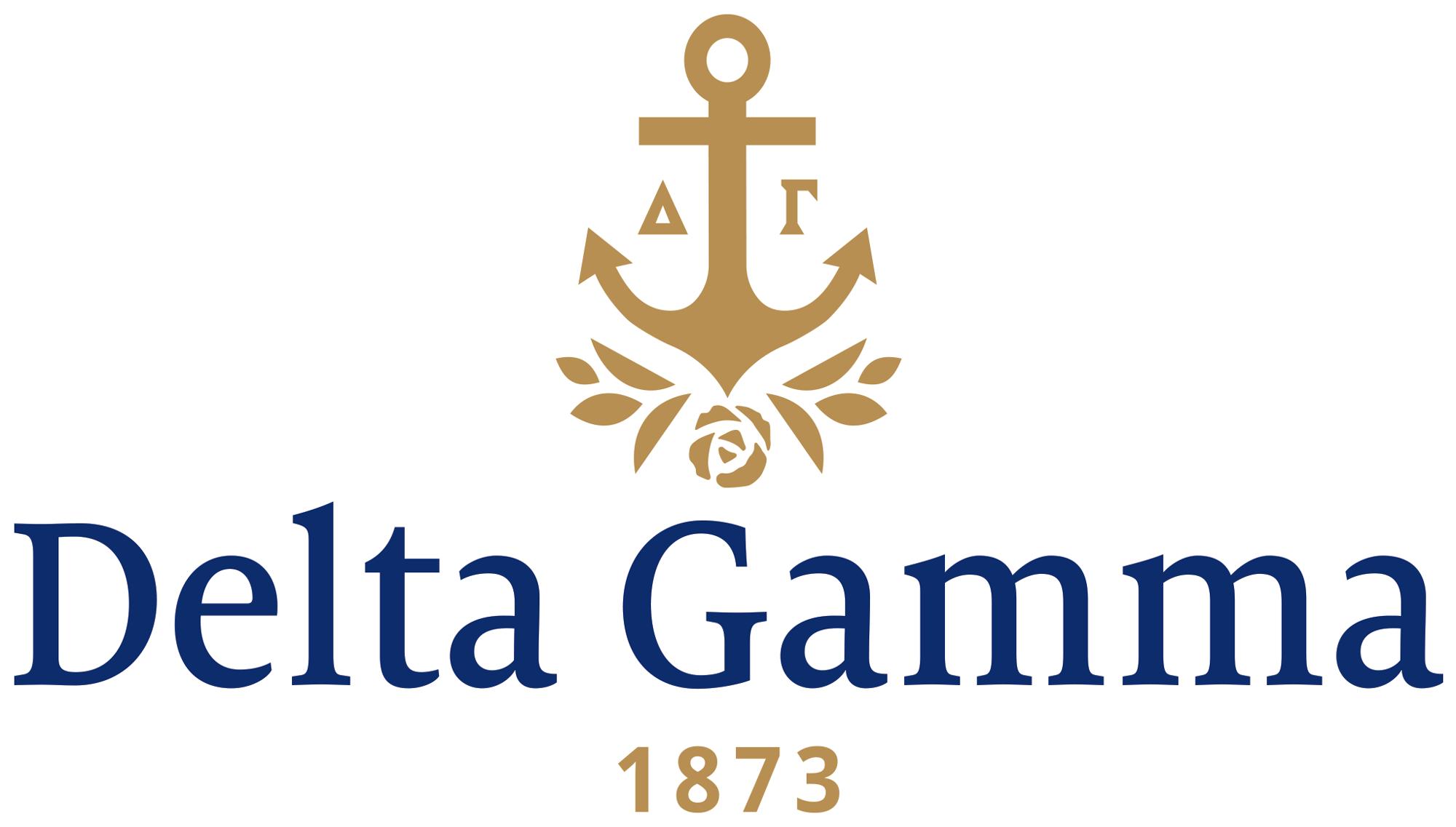 Brand New New Logo And Identity For Delta Gamma By Ologie Identity Logo Management Logo Life Logo
