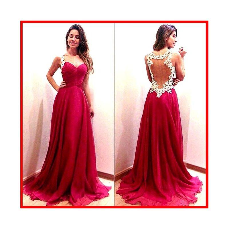 Chegou o momento da formatura e escolher um modelo de vestidos ...