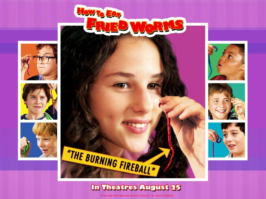 Watch Streaming Hd How To Eat Fried Worms, Starring Luke Benward, Hallie  Kate Eisenberg
