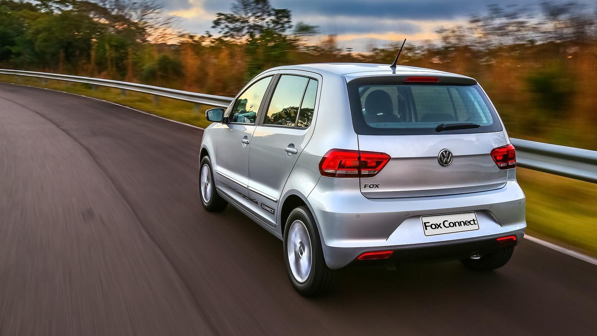 Bom De Loja Vw Fox Ganha Sobrevida Ate A Chegada Do Novo Gol First Drive Vw Fox Car Volkswagen