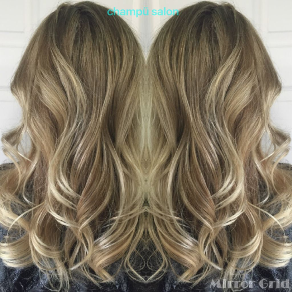 Natural Looking Dark Blonde With Highlights With Images Dark